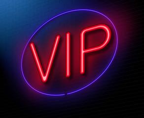 VIP concept.