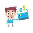 Currency conversion in the online bank