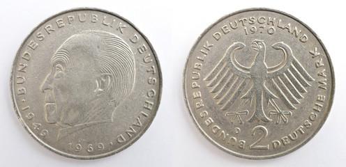 Coin 2 Mark