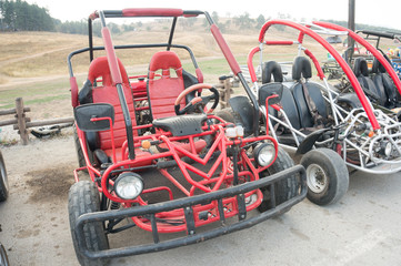 off road go cart