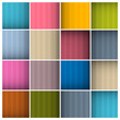 Vector Abstract Retro Colorful Squares Background
