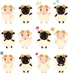 羊の喜怒哀楽