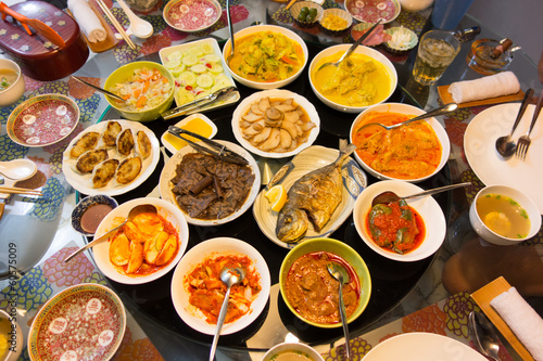 Asian Feast - 60575009