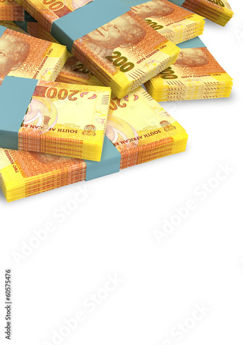Rand Notes Scattered Pile
