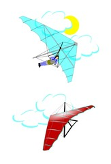 hang glider concept