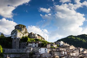 Pietracamela, Italy, Abruzzo