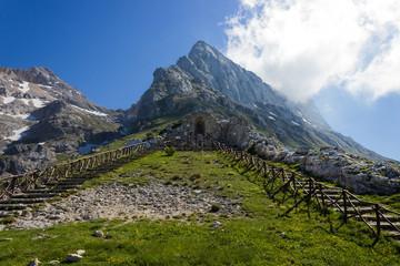Gran Sasso,Abruzzo,Italy
