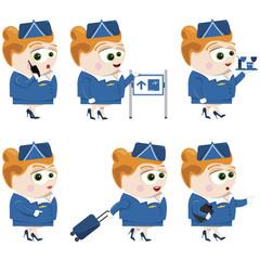 flight attender