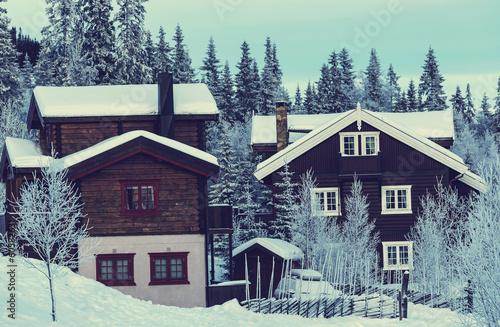 Winter village - 60582631