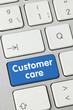 Customer care. Keyboard