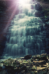spiritual falls