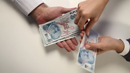 Pay The Debt - Turkish Lira Version -