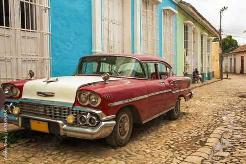 Cuba Car - 60585696