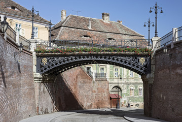 Bridge in Sibiu