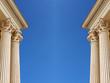 décor architecture corinthienne