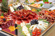 Meats and cheese selection - 60598845