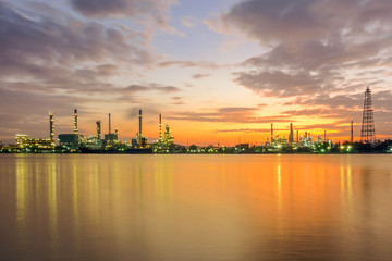 Bangchak oil refinery