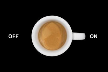 Interruttore al caffè