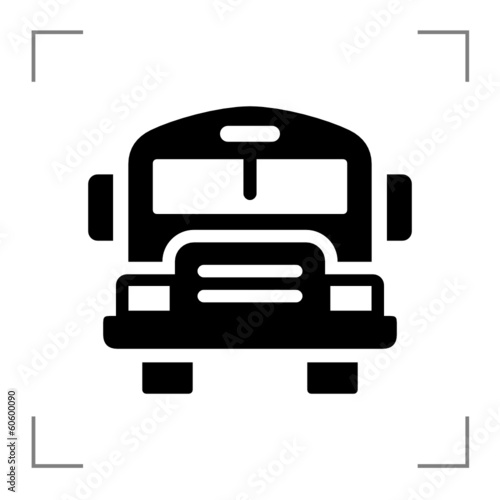 School Bus - Icon