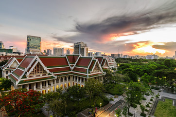 Chulalongkorn's auditorium