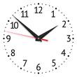 clock vector - 60600621