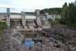 Imatra hydroelectric power station.