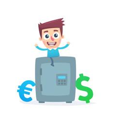 Multicurrency savings bank