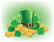 St. Patricks Day symbolics