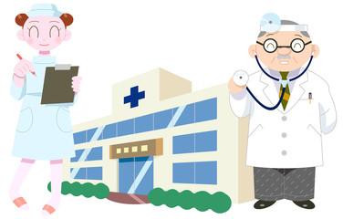 病院と医療