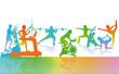 Fitness und Sport - 60612661