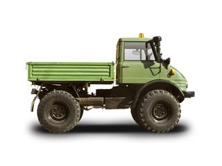 Unimog truck