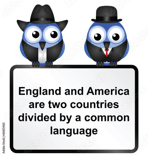 British and American language differences