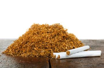 tobacco and cigarettes