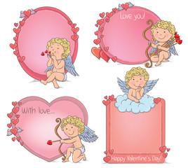 Vignettes Valentines Day