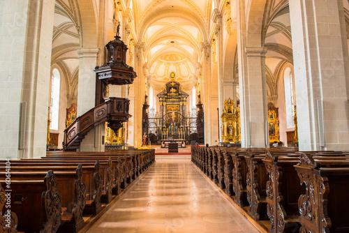 Lucerne cathedral