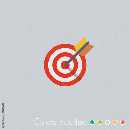 Target - FLAT UI ICON COLLECTION
