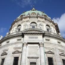 Copenhague - église de marbre