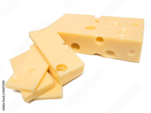 Emmentaler Käse - 60617490
