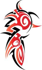heraldic coat of arms tattoo crest