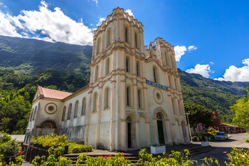 Church of Salazie, La Réunion