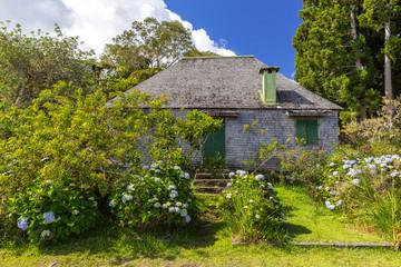 House at Bélouve, La Réunion