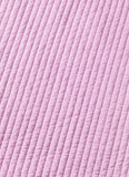 Pink cotton quilt texture background for baby girl