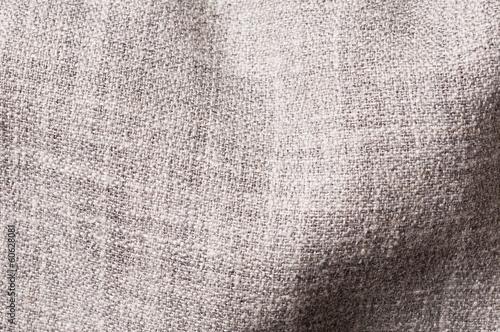 Staande foto Leder Textilgewebe grau meliert, Leinen Mischfaser