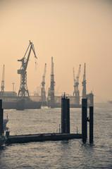 Hamburger Hafen Docks