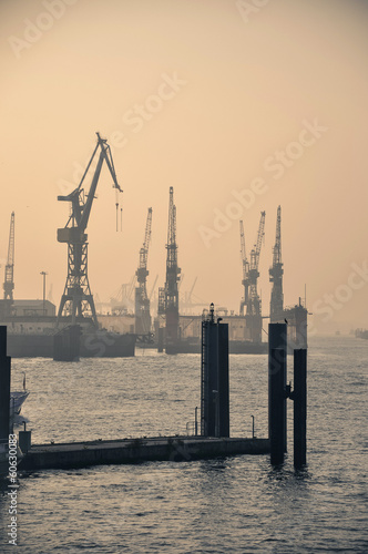 Hamburger Hafen Docks