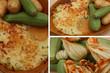 Gratin de Pommes de terre Courgettes