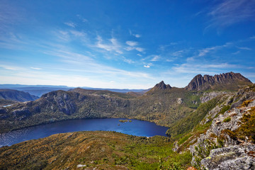 Cradle Mountain and Dove Lake
