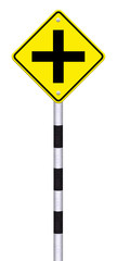 Road Sign  Crossing