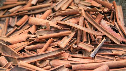 Cinnamon on the farm