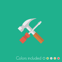 Tools - FLAT UI ICON COLLECTION